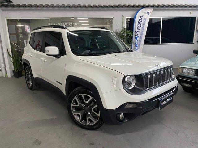 Jeep Renegade Longitude 1.8 Flex At Mod 2019 Km 34.000 Impecável Prestige Automóveis