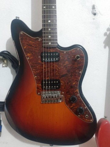 Guitarra squier fender jagmaster - Foto 2