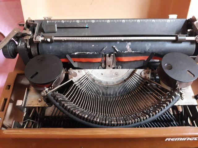 Máquina de escrever  - Foto 3
