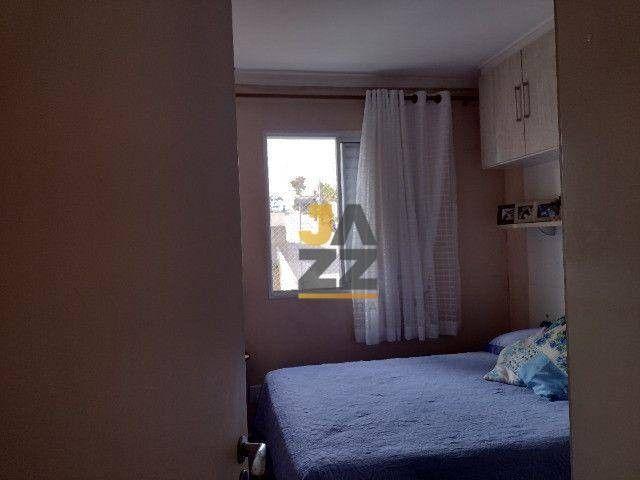 Apartamento com 2 dormitórios à venda, 48 m² por R$ 250.000,00 - Parque Jandaia - Carapicu - Foto 4