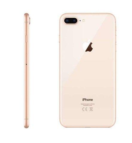 Apple iPhone 8 Plus Dourado(novo) não troco  - Foto 2
