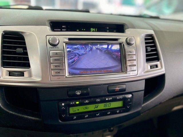 Hilux SRV 2.7 4X4 Flex 2015 Automática  !! - Foto 13