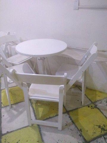 Mesa e cadeiras - Foto 2