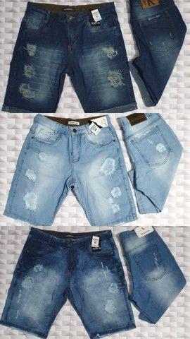 Bermudas jeans  - Foto 5