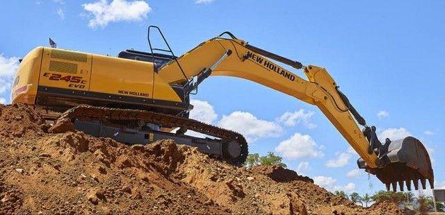 Escavadeira E245C-EVO - Foto 6