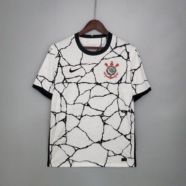 Camisa do Corinthians n°1 Premium