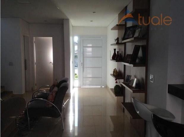 Casa com 3 dormitórios à venda, 260 m² por R$ 1.200.000,00 - Jardim Green Park Residence - - Foto 5