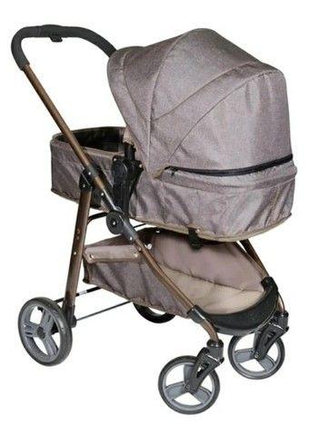 Vendo kit carrinho de bebê galzerano  - Foto 4