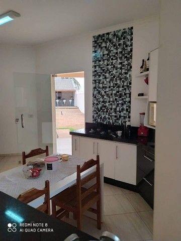 Casa 02 suite com closet 01 quarto piscina churrasqueira - Três Lagoas - MS - Foto 11