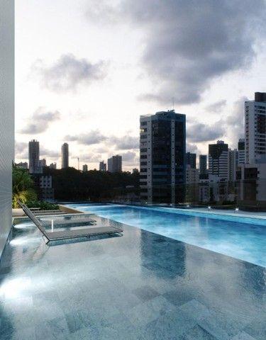 Apartamento andar alto 140 metros em Tambaú - Foto 12