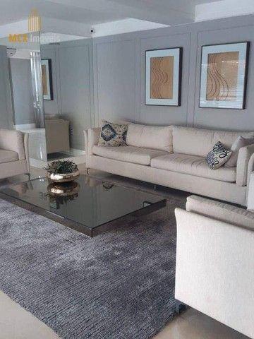 Apartamento com 5 dormitórios para alugar, 295 m² por R$ 4.000,00/mês - Aldeota - Fortalez