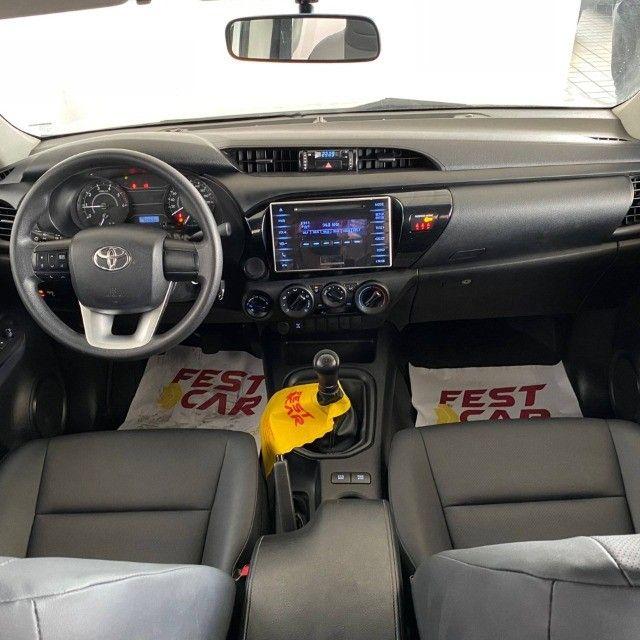 Toyota Hilux 2.8 Narrow 4x4 CD 2018 Diesel Manual (81) 9 9124.0560 Brenda - Foto 4