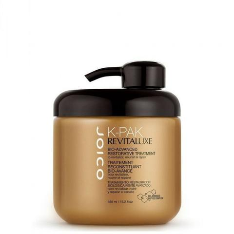 Vendo Joico K-Pak Revitaluxe Bio Advanced Tratamento Reconstrutor 480ml-NOVO- R$350,00