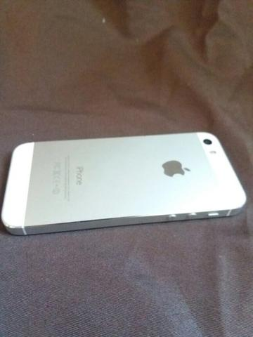 Vendo iPhone 5s 16gb (somente a venda)