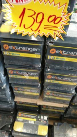 Bateria extranger 40 amperes 139,00