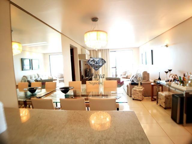 Real Park - Apartamento 3 Quartos, 90 m² c/ armários na 106 Norte - Nascente - Foto 3