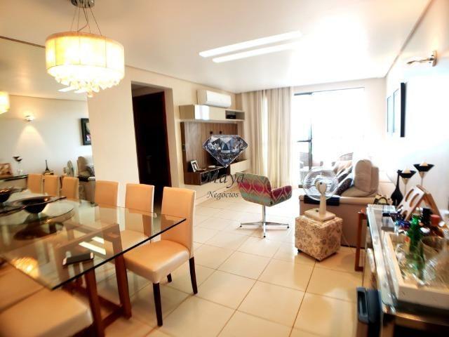 Real Park - Apartamento 3 Quartos, 90 m² c/ armários na 106 Norte - Nascente