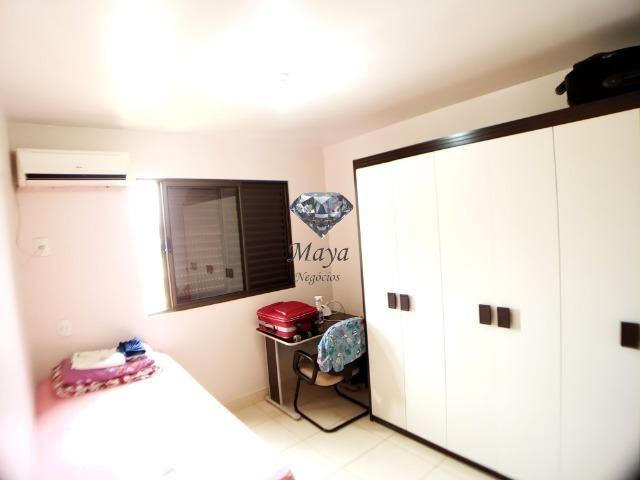 Real Park - Apartamento 3 Quartos, 90 m² c/ armários na 106 Norte - Nascente - Foto 5