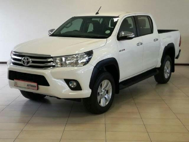 Hilux 2.8 ano 2018