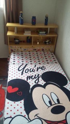 Cama solteiro com colchão novo
