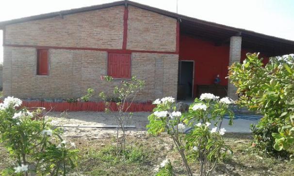 Casa com 4 Suítes em Luis Correia - PI, Atalaia para temporada