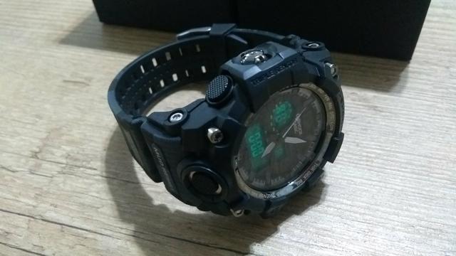 e7524eda948 Casio G-Shock camuflado promoção! - Bijouterias