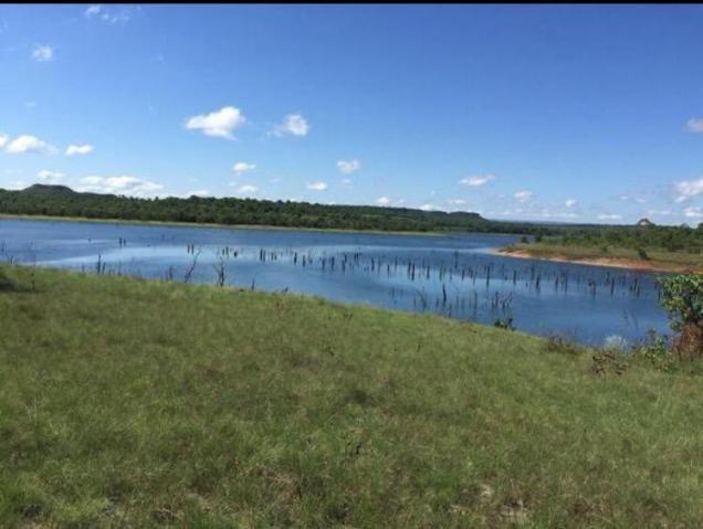 Chácara lago do manso com 3 dormitórios à venda, 150000 m² por r$ 400.000 - zona rural - c - Foto 13