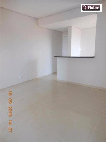 Apartamento com 3 dormitórios à venda, 71 m² por r$ 225.000,00 - plano diretor sul - palma - Foto 4