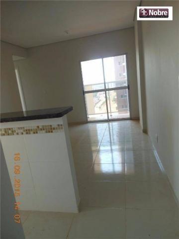 Apartamento com 3 dormitórios à venda, 71 m² por r$ 225.000,00 - plano diretor sul - palma - Foto 5