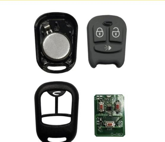 Controle Alarme Universal Fks Sistec Wr Defender Microcontrol Kaori Eclipse