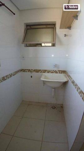 Apartamento com 3 dormitórios à venda, 71 m² por r$ 225.000,00 - plano diretor sul - palma - Foto 11