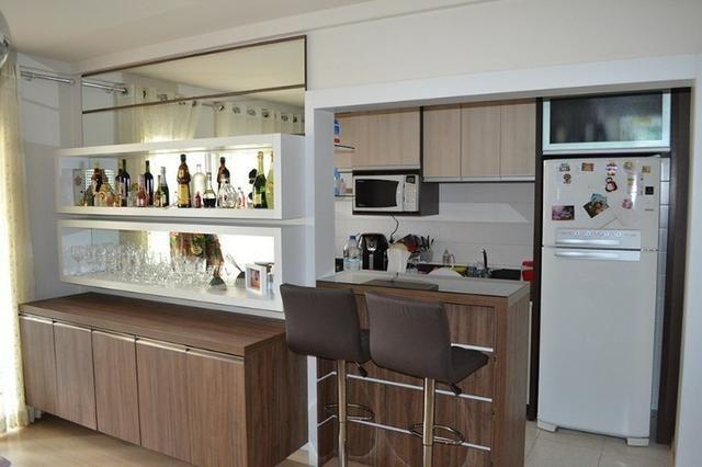 Oferta Imóveis Union! Apartamento semi mobiliado com 87 m² privativos próximo ao centro! - Foto 5