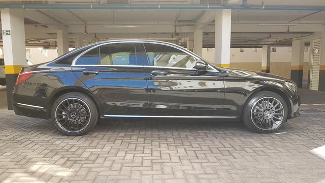 Mercedes-Benz C180 Avantgarde 2014/2015 - Foto 3