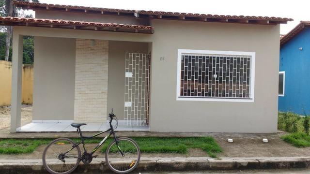 Aluga-se casa no Condomínio Bom Sossego