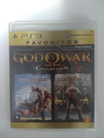 God of War 1 e 2 PS3
