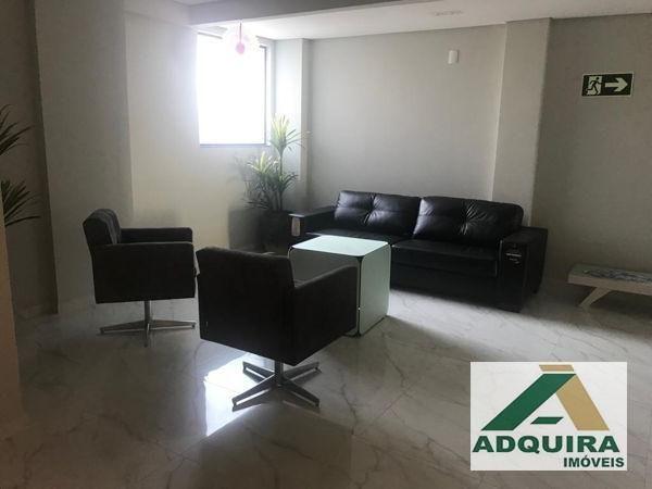 Apartamento  com 3 quartos no Edifício Piazza Allegra - Bairro Jardim Carvalho em Ponta Gr - Foto 4