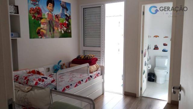 Apartamento com 3 dormitórios à venda, 131 m² por r$ 690.000 - jardim das indústrias - são - Foto 9