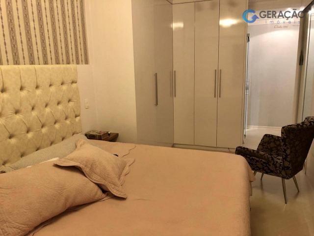 Apartamento com 3 dormitórios à venda, 156 m² por r$ 865.000 - jardim das indústrias - são - Foto 9