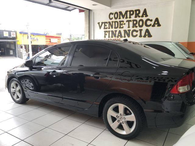 Honda Civic LXS - 1.8 Aut. Flex / Completo - Foto 10