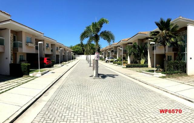 Casa em condomínio para alugar, Condomínio no Eusébio, Precabura, 3 quartos, lazer - Foto 17