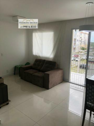 Apartamento com 02quartos/suite 61 m² por R$ 195.000,00 - Praia da Baleia - Serra/ES - Foto 3