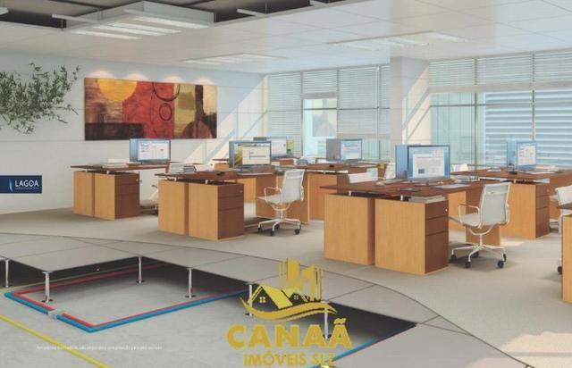 Lagoa Corporate & Offices | Salas Comerciais e Corporativas na Ponta d' Areia - Foto 6