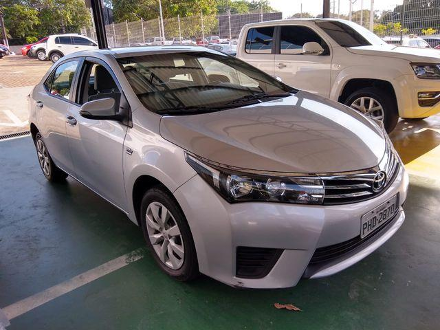 Toyota Corolla Sedan 1.8 Dual VVT-i  XLI (aut) (flex) - Foto 3