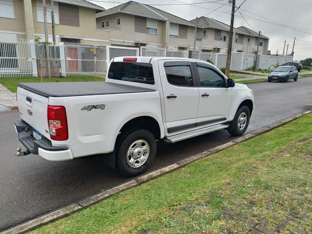 Pick up s10 ls diesel c.d 2015 4x4 200cv - Foto 4