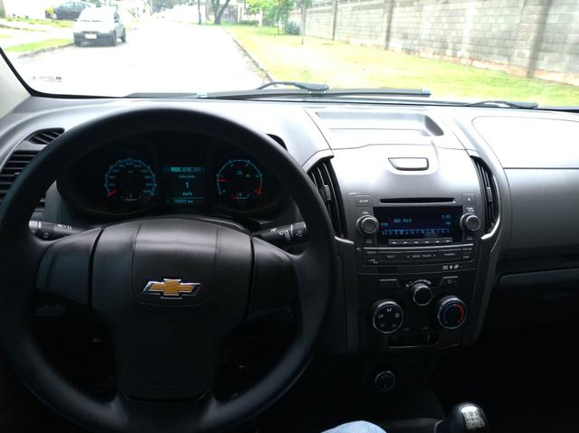 Pick up s10 ls diesel c.d 2015 4x4 200cv - Foto 11