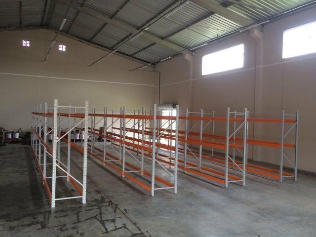 Mini porta pallets - Direto de fábrica - Foto 3