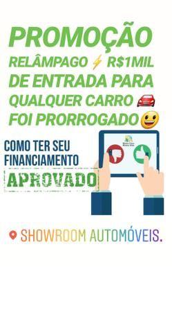 Recuse IMITAÇÕES! R$1MIL DE ENTRADA MESMO SÓ AQUI NA SHOWROOM AUTOMÓVEIS!
