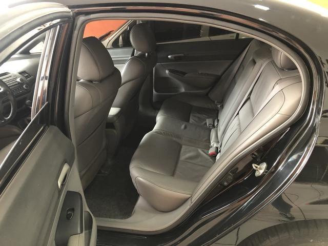 Honda Civic LXS - 1.8 Aut. Flex / Completo - Foto 9