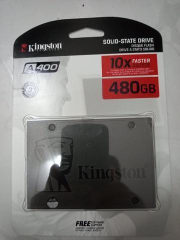 SSD 480gb kinkiston ou crucial - Foto 3