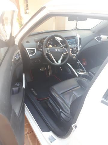 Hyundai veloster vendo ou troco - Foto 8